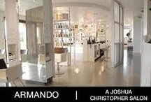 Award Winning Interior Design - Joshua Christopher Salon / Leslie McGwire, Allied ASID Lesliemcgwire.com Leslie@lesliemcgwire.com Call: 248.912.2661  Our Mission is to provide the highest end, cutting-edge salon services the beauty industry has to offer through exceptional customer service provided by a friendly, knowledgeable and professional staff.