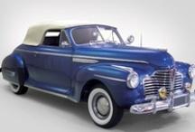 Autos 1940 - 1949 / by Sergio Ottoni