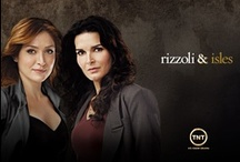 #35 Rizzoli & Isles / by Lesley Miller