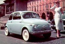 Fiat 500 / by Sergio Ottoni