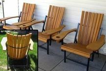 RECYCLE WOODEN PALLETS / by shelia mills