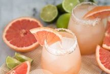 Cheers / Delish cocktails to quench your thirst.
