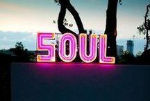 Soul / Favorite Singers / by Eesha Beesha