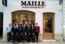 My Global Boutiques / C'est global! The boutiques in Paris, London, Dijon, and Bordeaux. / by Maille US