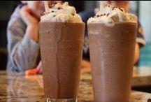 Hot &cold beverages