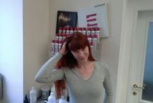 Elumen hair color by ellements / Elumen color, beuaty, shine, health
