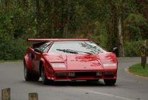 Lamborghini Countach / by Sergio Ottoni