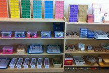 Classroom Organisation / Ideas for organising the classroom