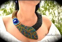 Handmade jewelry / Statement accessories created with love and happiness.