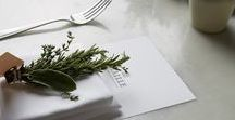 Tablescape Ideas / C'est Dining with Maille, where friends, family, and good conversation make the evening incredible.