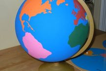 Geography Round-up I / Lessons, resources, materials and extensions for studying continents, mapping and flags
