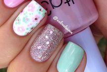 Nails / Nails nailart smalto unghie bellezza mani perfette colore fantasia diy ricostruzione ezflow bd gel acrilico acetone esteta estetica manicure pedicure piedi mani foot hands