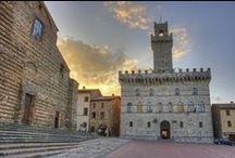 Get Married in Tuscany, Italy / Beautiful destinations for your romantic wedding in Tuscany, Italy. You may get married in major art cities like Florence and Siena, in picturesque hill towns like Cortona, Montepulciano, Pienza, Arezzo, Lucignano, Anghiari, Poppi ... and anywhere else in front of the spectacular view of Tuscany's hills, vineyards and sunflower fields. www.tuscantoursandweddings.com for custom-designed destination weddings in Tuscany