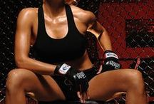 Women's Mixed Martial Arts / Female cage fighters