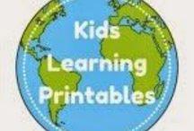 Linkups & Printables / Board for sharing linkups and printables