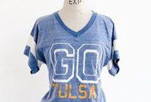 TU Apparel / Collegiate apparel for the University of Tulsa