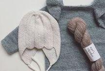 Children's knittings