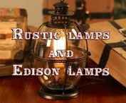 Rustic lighting / All about rustic lighting!
