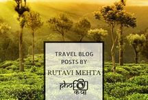 /♉️ Travel Blog Posts by Photokatha / This board is about all the travel blog post Rutavi Mehta aka Photokatha posts on www.photokatha.in
