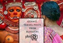 /♉️ Kickass Travel Posts from Bloggers / Kickass travel post  from bloggers which will make you travel! Happy Pinning!