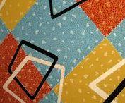 Patterns, fabrics, prints