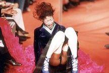 Supermodel Catwalk Fails / Models failing on the runway