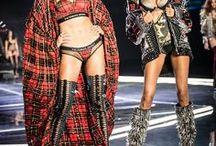 Victoria's Secret Fashion Show 2017 Shanghai / Underwear fashion models