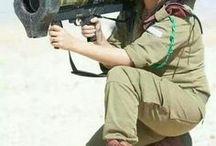 Bikinis And Bazookas! The Stunningly Beautiful Women Of The IDF