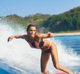Hottest Female Surfers / The sexiest girl surfers from around the world.