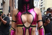 The Sexy Cosplay Model That Comic Con Said Was Too Revealing!