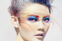Creative make-up art