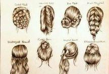 Maquillaje, uñas y peinados
