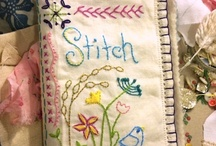 Embroidery / by robin