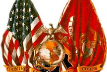 "Military ""Semper Fidelis "" / by James Wright"