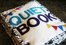 Crafty: Busy Book/Quiet Book / by Sarah Davis