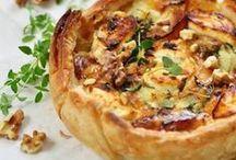 JET's kitchen    savory pies
