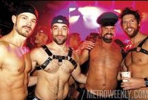 Photos of Gay Washington, D.C. / Photographs from Washington, D.C.'s LGBT community events and nightlife.