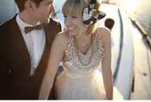 Wedding Gowns & Attire / Bride, Groom and bridal party attire