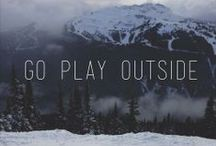 Get outdoors! / by Pennsylvania College of Technology