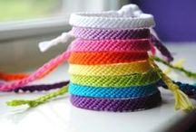 Crafty: Bracelets / by Sarah Davis