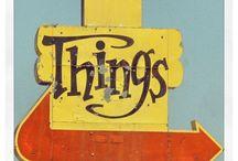 DINGEN / Gewoon 'dingen'