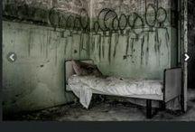 Dark: Forgotten Asylums / by Dagazzie