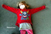 Kinderkleidung/ Children's clothing / von mir genäht