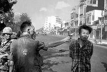 VIETNAM WAR / by Marco André Balloussier