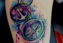 Tatuagens / As melhores inspirações
