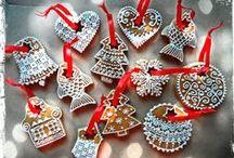 Medovníčky vianočné