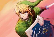 Legend of Zelda / Everything Zelda! / by Madeline Williams