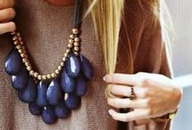 J E W E L S / Jewelry to cover yourself in