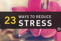 Stress be gone / Breathe in. Breathe out. A collection of ways to help you melt away the stress. / by Pennsylvania College of Technology