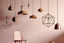 L I G H T S / Some beautiful lights to get in your home!